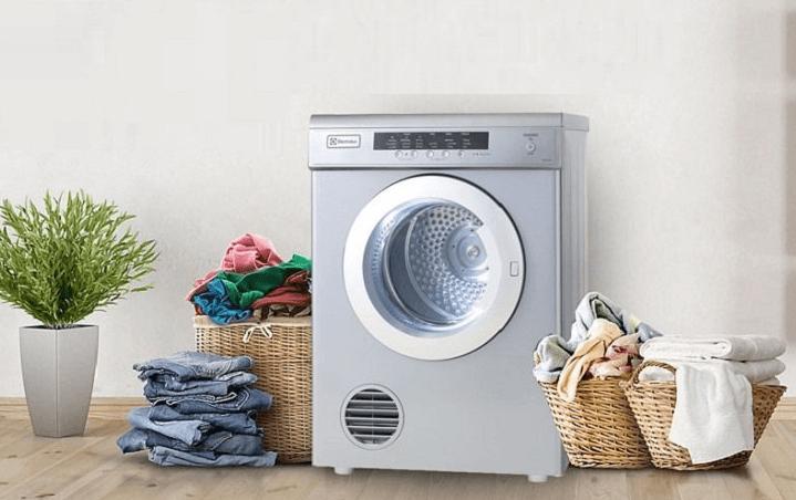 Máy giặt sấy khô không cần phơi Electrolux nổi tiếng trên toàn thế giới