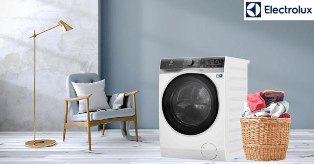 Máy giặt sấy khô không cần phơi Electrolux được người tiêu dùng tin dùng