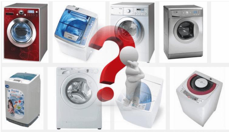 Những lưu ý khi chọn mua máy giặt sấy khô không cần phơi