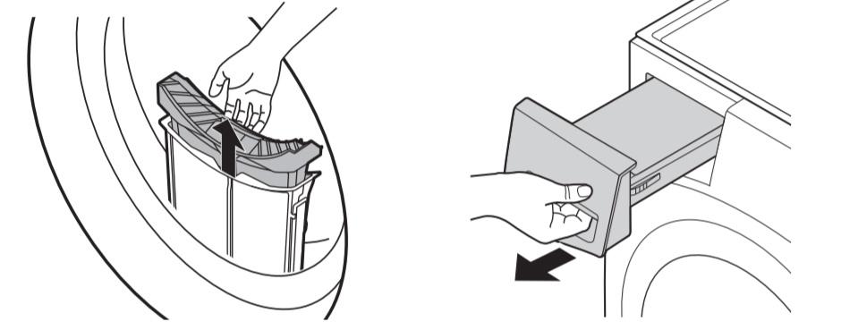 Kiểm tra bộ lọc và hộp chứa nước cẩn thận
