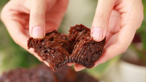 Cách làm bánh bò rễ tre An Giang