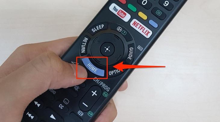 Cách kết nối điện thoại Android với tivi Samsung