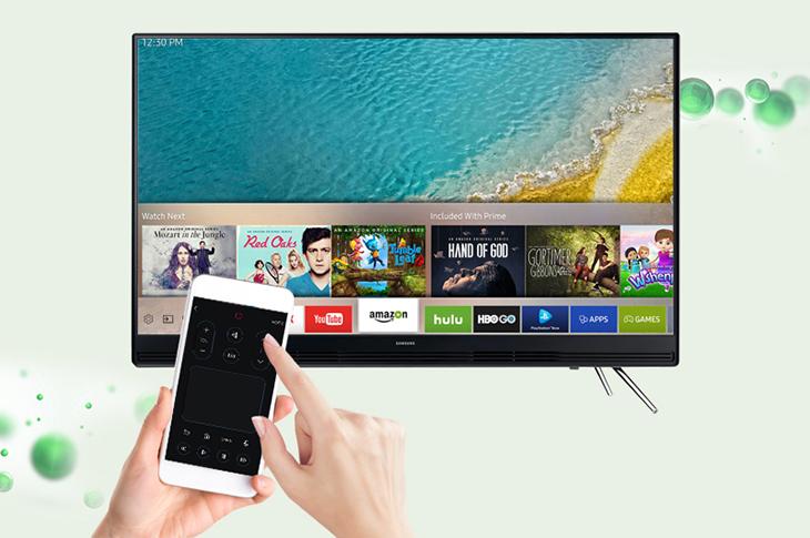 Cách kết nối điện thoại iPhone với tivi Samsung