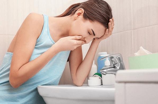 Ốm nghén nặng khiến nhiều mẹ bầu lo lắng
