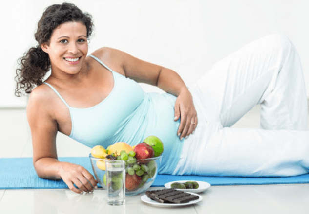 Mang thai không nghén do sự biến đổi HCG thấp