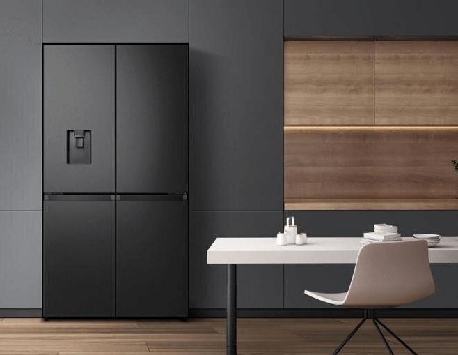 Tủ lạnh thạch sanh Casper được thiết kế sang trọng hiện đại