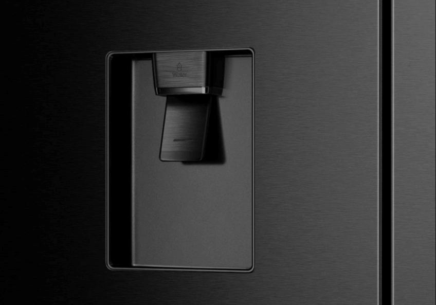 Tủ lạnh thạch sanh Casper thiết kế phần lấy nước bên ngoài