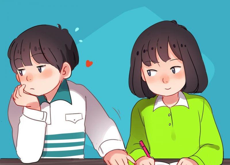 Những dấu hiệu cho thấy crush thích bạn