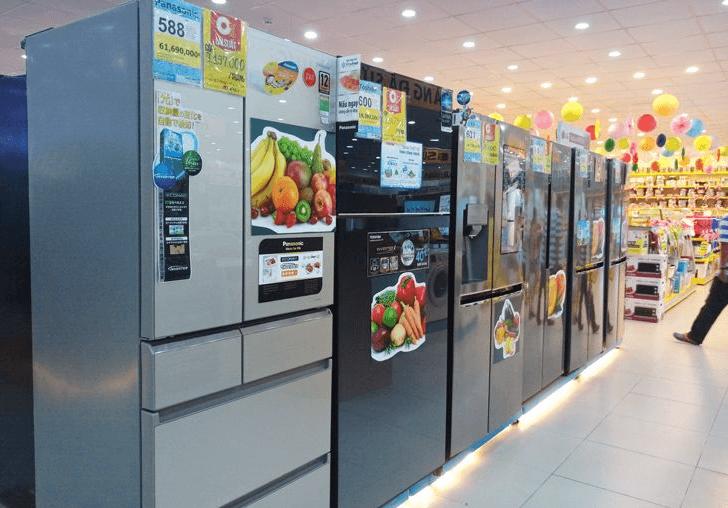 Tủ lạnh multidoor là gì?