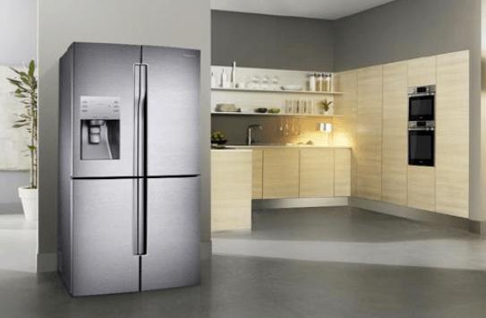 Tủ lạnh nhiều cửa multidoor có thiết kế sang trọng, hiện đại