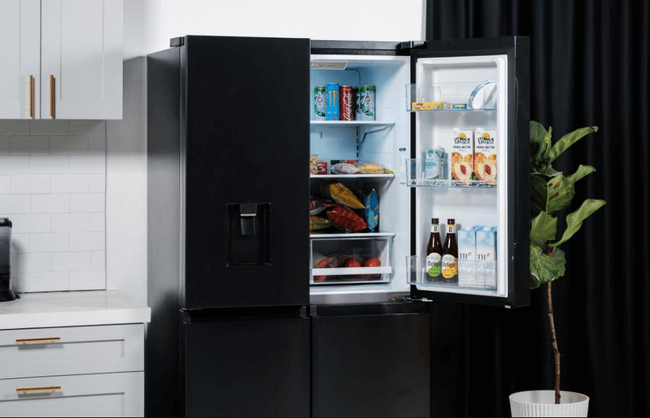 Tủ lạnh nhiều cửa multidoor có dung tích sử dụng lớn