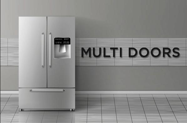 Tủ lạnh multidoor là dòng tủ lạnh được ưa chuộng hiện nay