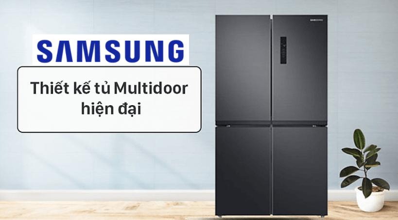 Tủ lạnh multidoor Samsung