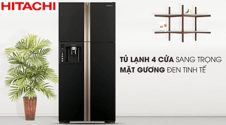 Tủ lạnh multidoor Hitachi