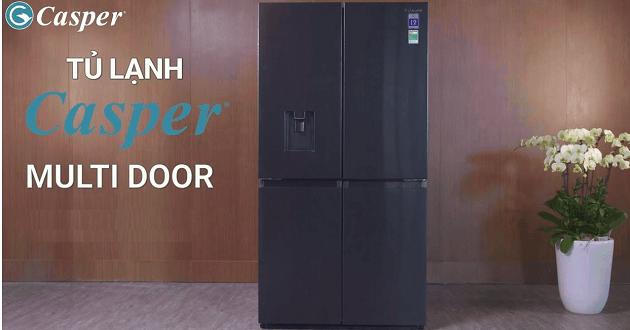 Tủ lạnh multidoor Casper