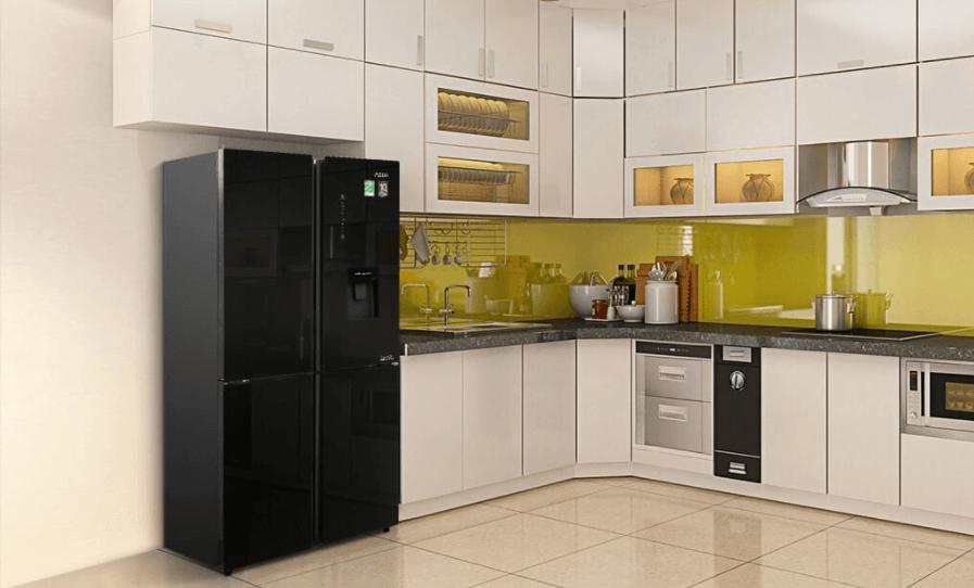 Tủ lạnh Multidoor Samsung thiết kế sang trọng