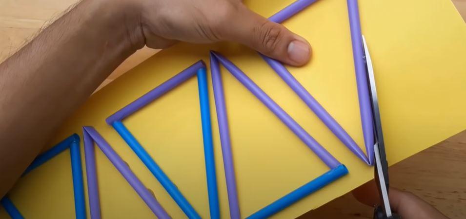 Cách làm lồng đèn ông sao bằng giấy đẹp, đơn giản