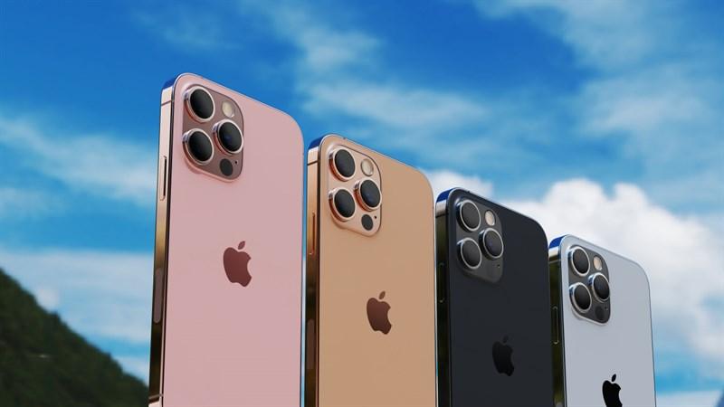 iPhone 13 Pro Max có mấy màu? Có màu hồng không?