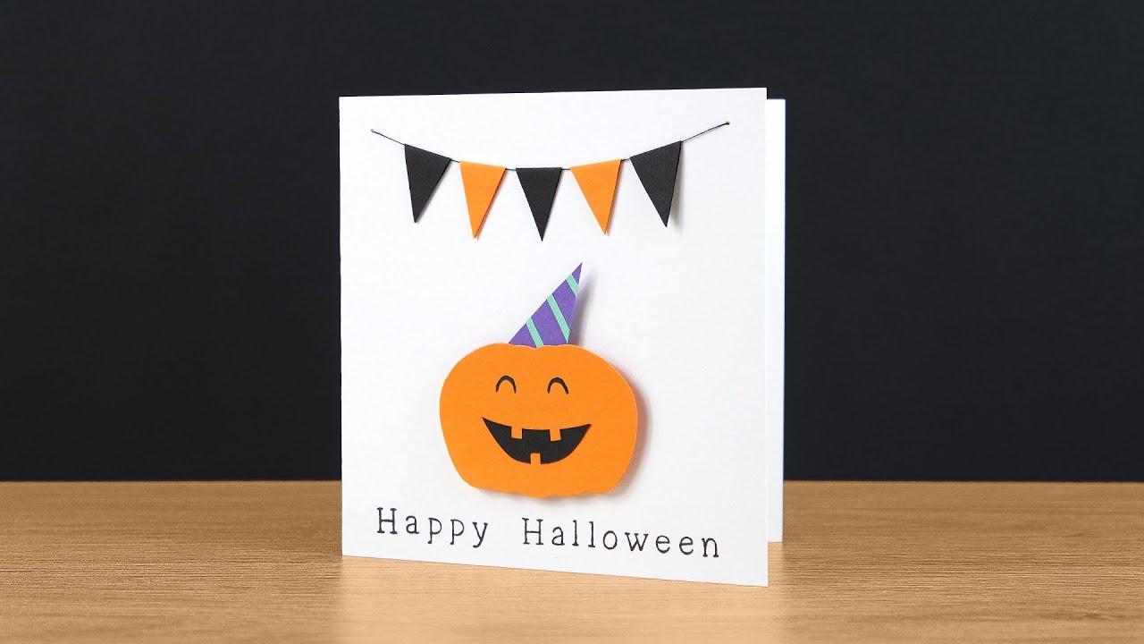 Thiệp Halloween