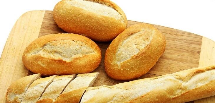 Làm bánh mì tươi tại nhà