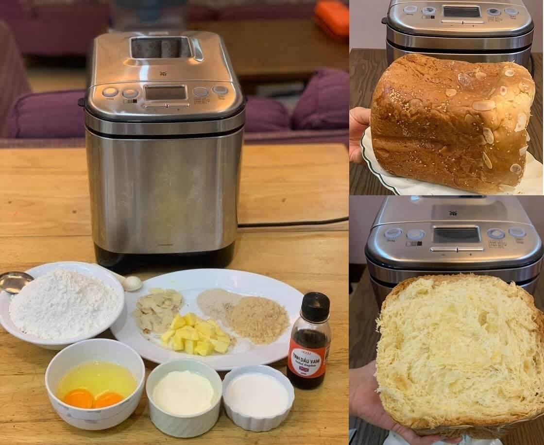 Máy làm bánh mì tự động