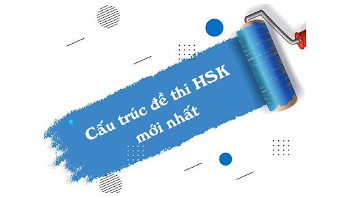 Tìm hiểu cấu trúc đề thi HSK