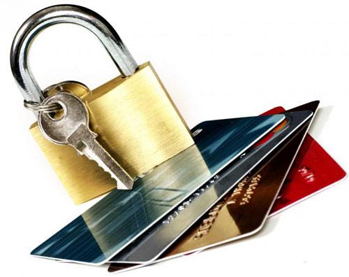 Quý khách lưu ý bảo mật thông tin thẻ tín dụng khi thanh toán điện tử