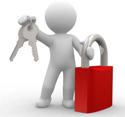 Quý khách tự bảo mật thông tin cá nhân đóng góp quan trọng trong việc bảo mật khách hàng.
