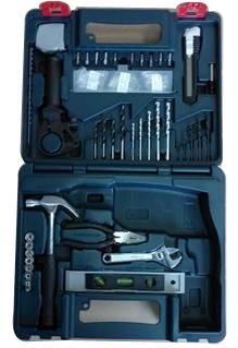 Bộ Set cho máy khoan Bosch (gồm 100 phụ kiện)