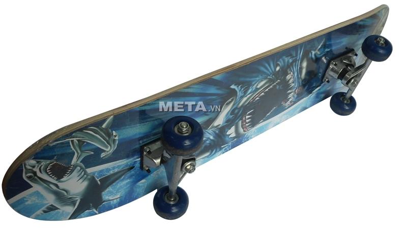 Ván trượt patin cầu nhôm cỡ đại Y-8066 có nhiều mẫu mã bắt mắt.