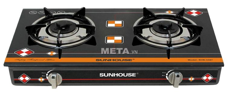 Bếp ga dương kính cao cấp Sunhouse SHB3367