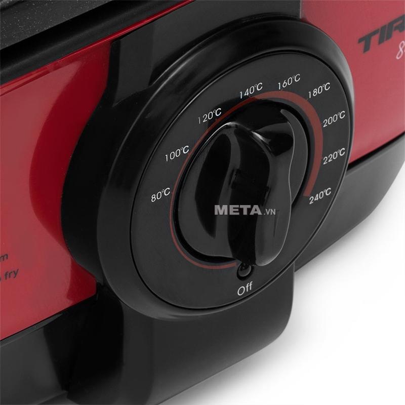 Núm điều chỉnh nhiệt độ của nồi đa năng 8 trong 1 Tiross TS902