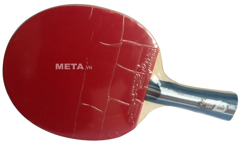 Vợt bóng bàn mút DHS-2002 có cốt vợt bằng gỗ