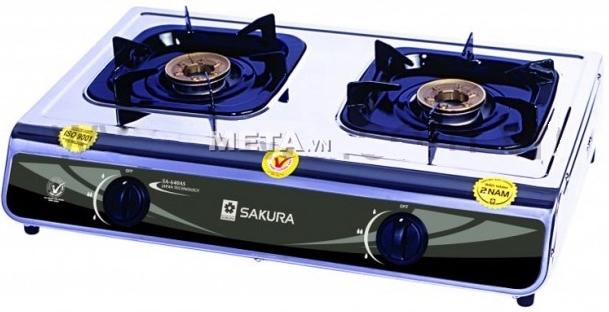 Bếp ga dương kính Sakura SA-640AS
