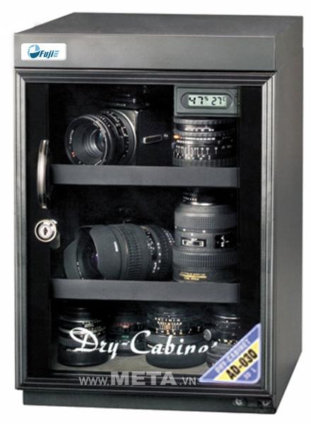 Cách sử dụng tủ chống ẩm máy ảnh