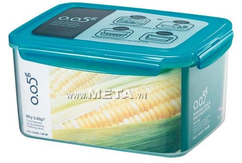 Hộp đựng thực phẩm Lock & Lock 4,6L ZZF140G - Màu Green