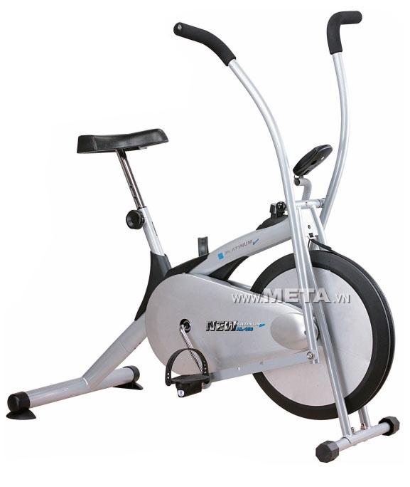Xe đạp tại chỗ Platinum AL-460 (new) tập cùng lúc cả chân và tay.