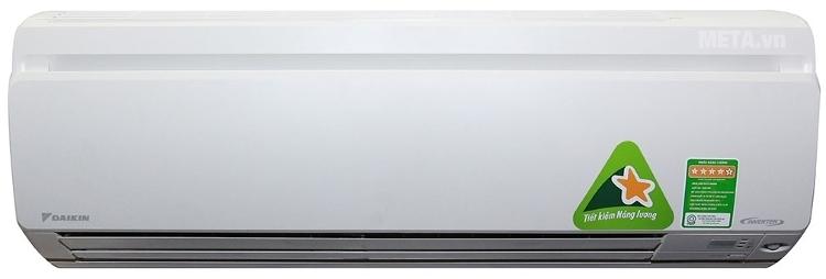 Điều hòa Daikin 1 chiều Inverter 9000BTU FTKS25GVMV/RKS25GVMV với thiết kế sang trọng.