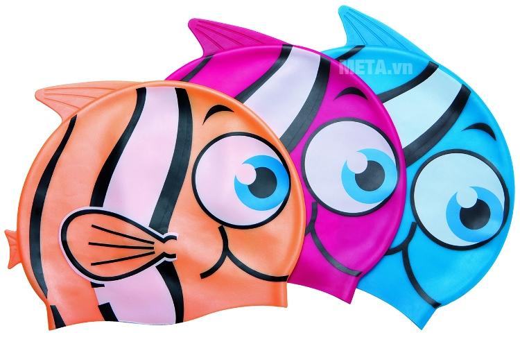 Mũ bơi dành cho trẻ em Bestway 26025