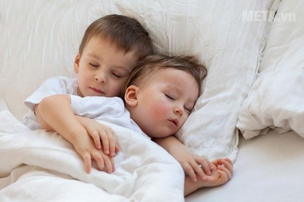 Giấc ngủ ngon mang lại cho bạn một sức khỏe tốt.