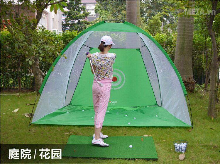 Lưới tập Golf di động