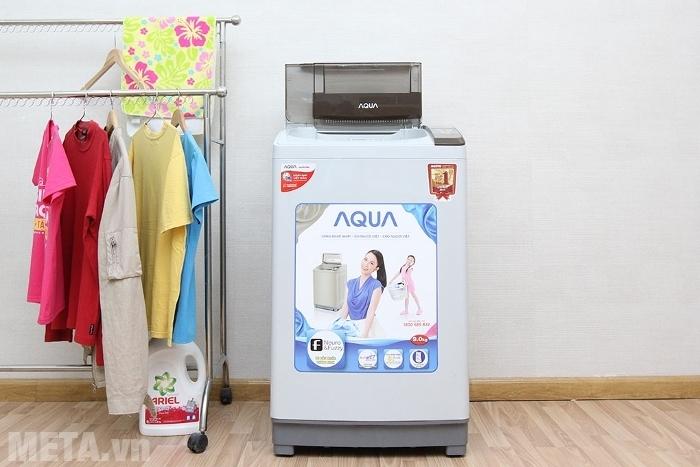 Máy giặt cửa trên với giá cả hợp lý