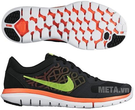 c8afc956052e Giầy Running Nam Nike Flex 2015 RN MSL 724933-017 - Giới thiệu
