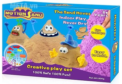 Cát tạo hình sáng tạo Motion Sand MS04