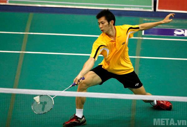 Chơi thể thao rất tốt cho sức khỏe, rèn luyện tinh mắt, nhanh tay