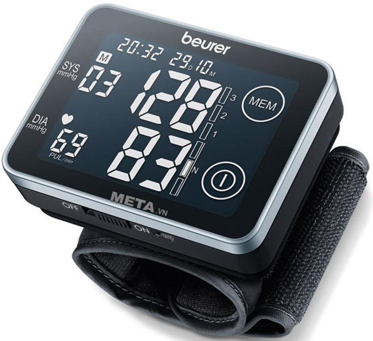 Máy đo huyết áp cổ tay BC-58