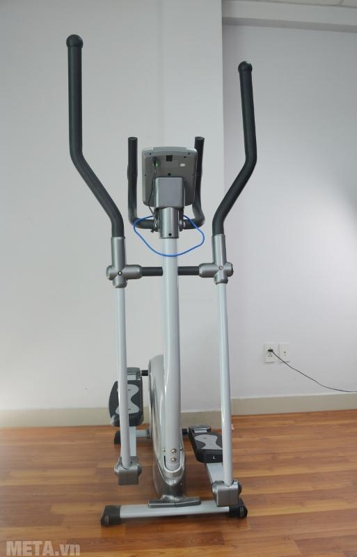 Xe đạp tập YK-CT1002B không phát ra tiếng ồn khi đạp xe.