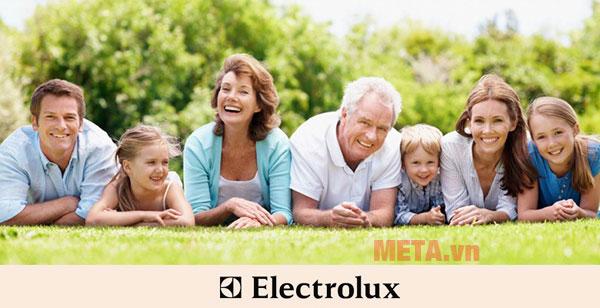 Máy giặt Electrolux giúp bạn giặt được nhiều hơn