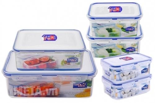 Mẹo chọn hộp nhựa đựng thực phẩm an toàn