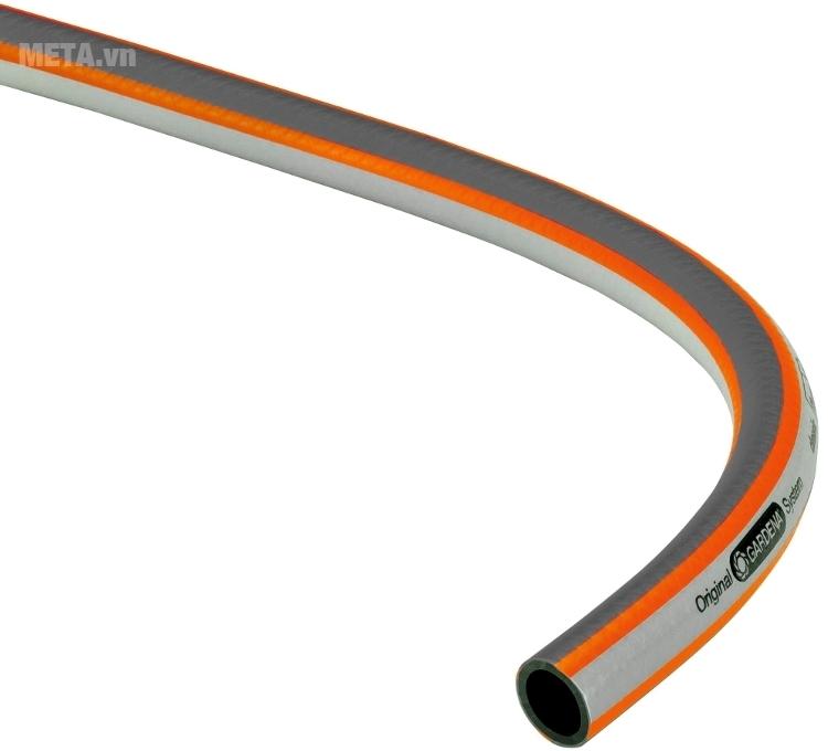 Cuộn ống dây 18m 1/2'' 13mm Gardena 18002-20 có đường kính dây 13mm.